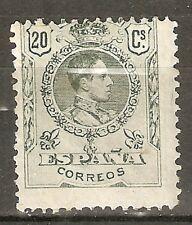 1909 EDIFIL 272** NUEVO SIN FIJASELLOS VALOR 140 €