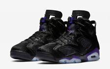 Nike Air Jordan Vi Nrg Social Status Black Purple 8 Sb Retro Cow Hide Snake Skin