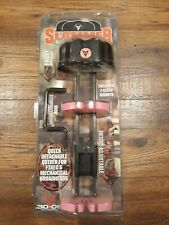 30.06 Slammer Archery Quiver Pink and Black 5 Arrow Capacity