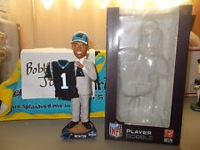 NIB 2011 CAM NEWTON CAROLINA PANTHERS NFL DRAFT DAY BOBBLEHEAD #131/504