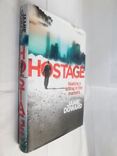 Kate Pendragon #2: Hostage by Jamie Doward hardback FIRST EDITION thriller novel