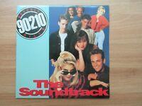 Beverly Hills 90210 OST 1992 Korea Orig LP Paula Abdul Jeremy Jordan RARE