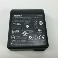 *OEM* NIKON EH-68P AC Adapter Charger USB Cable