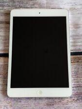 Apple iPad mini 2 128GB, Wi-Fi + Cellular (Unlocked), 7.9in - Silver