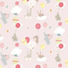 12 PINK BABY GIRL  ASSOTRED BACKING PAPERS  FOR CARD AND SCRAPBOOK MAKING S1