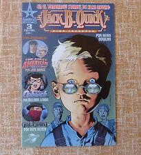 Comic, Jack B. Quick, nº 3, America´s Best Comics, Kevin Nowlan, A. Moore, 2000