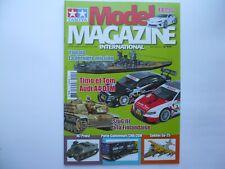Tamiya Modelo Revista 111 Mayo Junio 2011 66 Páginas Catálogo Nuevo