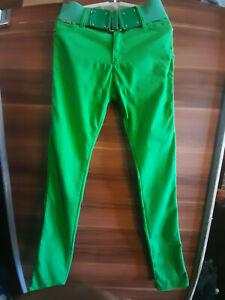 Gucci Stretch- Jeanshose Gr.W30/L34 Grün