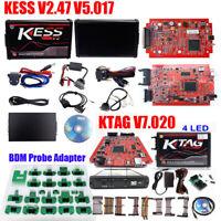 KESS v2 5.017 2.47+KTAG v2 7.020 VERSIONE 2019 OPERAZIONI ILLIMITATE SCHEDA ROTK
