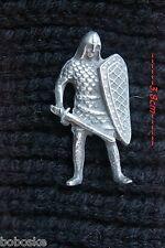 Insigne représentant un guerrier Viking