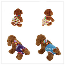 Pet Dog Physiological Pants Bowknot Shorts Underwear Dogs Panty Cotton Diaper