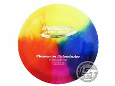 New Innova Champion Sidewinder 175g Rainbow Dyed Distance Driver Golf Disc