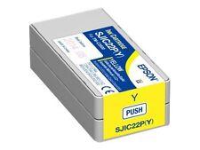 Epson C33S020604 SJI C22p gelb D
