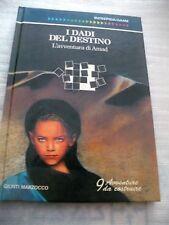 LIBRO GAME I DADI DEL DESTINO - INTREPIDA GAME -GIUNTI MARZOCCO 1992