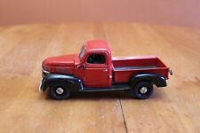 The Danbury Mint Red 1941 Dodge Pickup Truck with Error Plymouth Stamp on Bottom