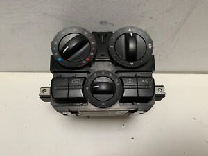 Mercedes Vito W639 2003-2014 Heater A/C Climate Control Switch Panel A6399060000