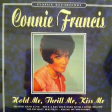 [Music CD] Connie Francis - Hold Me, Thrill Me, Kiss Me