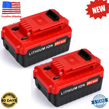 PORTER-CABLE PCC680L 20V Max Lithium Ion Compact Battery