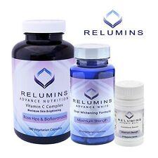 Relumins Advance White Glutathione Boosters , Vitamin C Nutrition Complex - New