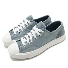 Converse Jack Purcell Low OX Blue White Men Women Unisex Casual Shoes 169614C