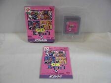 GB -- Konami GB Collection Vol.2 -- Box. Game Boy, JAPAN. Work fully!! 19189