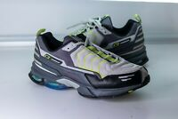 Reebok DMX6 MMI DV9080 Mens Grey Lime Athletic Cross Training Volt Mens Size 13