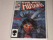 New Mutants #18 1st Warlock