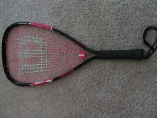 Wilson Hope Racquetball Racquet  3 5/8 Grip