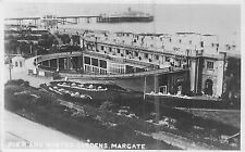 POSTCARD  KENT    MARGATE   Pier and  Winter  Gardens