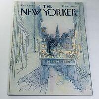 The New Yorker: Dec 6 1976 Arthur Getz Cover Full Magazine