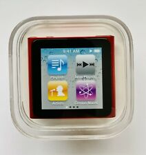 Apple iPod nano 8GB Product Red RARE MC693LL/A. NEW, SEALED & NEVER TOUCHED.