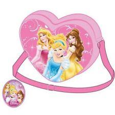 Sac à main/bandoulière PRINCESSE Disney, 20*20*6cm en forme de coeur * NEUF *