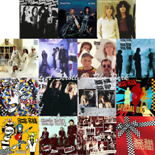 Cheap Trick: 15 Complete Studio Albums Rockford + Busted + Heaven Tonight + More