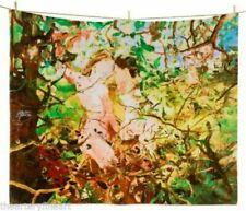 CECILY BROWN, 'Teenage Wildlife', 2013 HUGE 70 x 60 in Beach Towel Ltd. Ed. NEW!