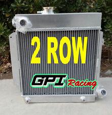 FOR BMW E10 2002/1802/1602/1600/1502 TII/TURBO MT ALLOY RADIATOR