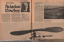 Aviation Cowboy James Joseph Montgomery+FrederickMarrlott,Montgomery,JosephNeru