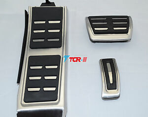 For AUDI A4 S4 A5 A6 S6 Q5 S5 RS5 A7 Plug&Play DSG Gas Brake Foot Pedal Cover