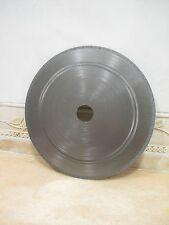 250mm 10 inch THK Diamond Super Thin 1mm jewelry lapidary saw blade cutting disc