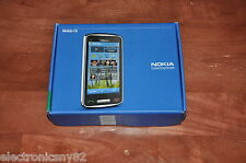 Nokia C Series C6-01 - Black (Unlocked) Smartphone U.S. Version (Brand New)