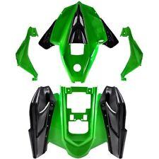 Chinese ATV Body Fender Kit - Green - Taotao ATA125G Cheetah