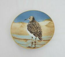 The Danbury Mint Vintage Collectable plates - Waterbird plates - Sandpiper