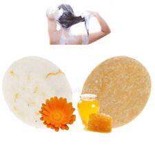 55g Shampoo Bar Conditioner for Itchy Dry Flaky Scalp Calendula Flower/Honey