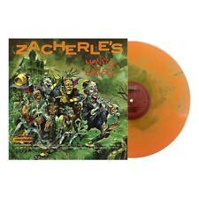 John Zacherle - Zacherle's Monster Gallery Vinyl LP LTD Edition Green Orange New