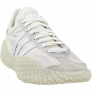 adidas Countryxkamanda Lace Up  Mens  Sneakers Shoes Casual   - White