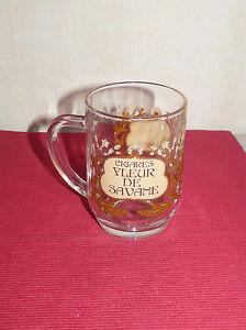 Chope à bière CIGARES FLEUR DE SAVANE  (386011)