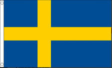 SWEDEN SWEDEN SWEDISH FLAG 3FT X 2FT