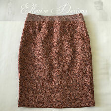 Review Knee-Length Straight, Pencil Floral Skirts for Women