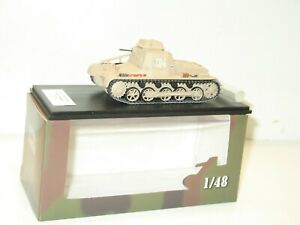 Master Fighter 1/48 Char Military German Befehlswagen Sand, By Gaso Line