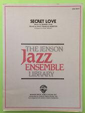 Secret Love, Sammy Fain, arr. Steve Wright, Big Band Arrangement