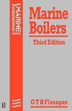 MARINE BOILERS - NEW PAPERBACK BOOK